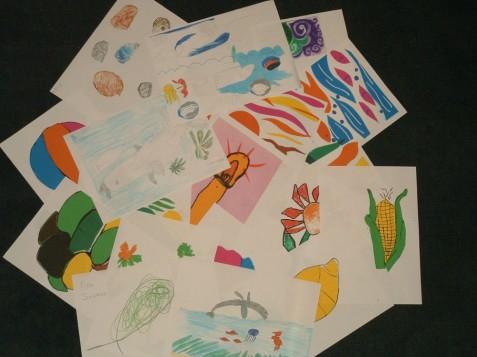 LARKRISE SCHOOL STUDENTS' ARTWORK(1)